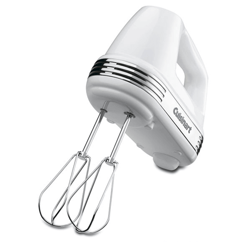Electric mixer for baking cakest cake