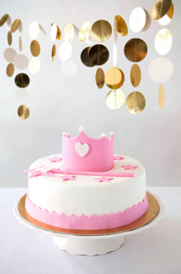 diy princess cake kit cakest
