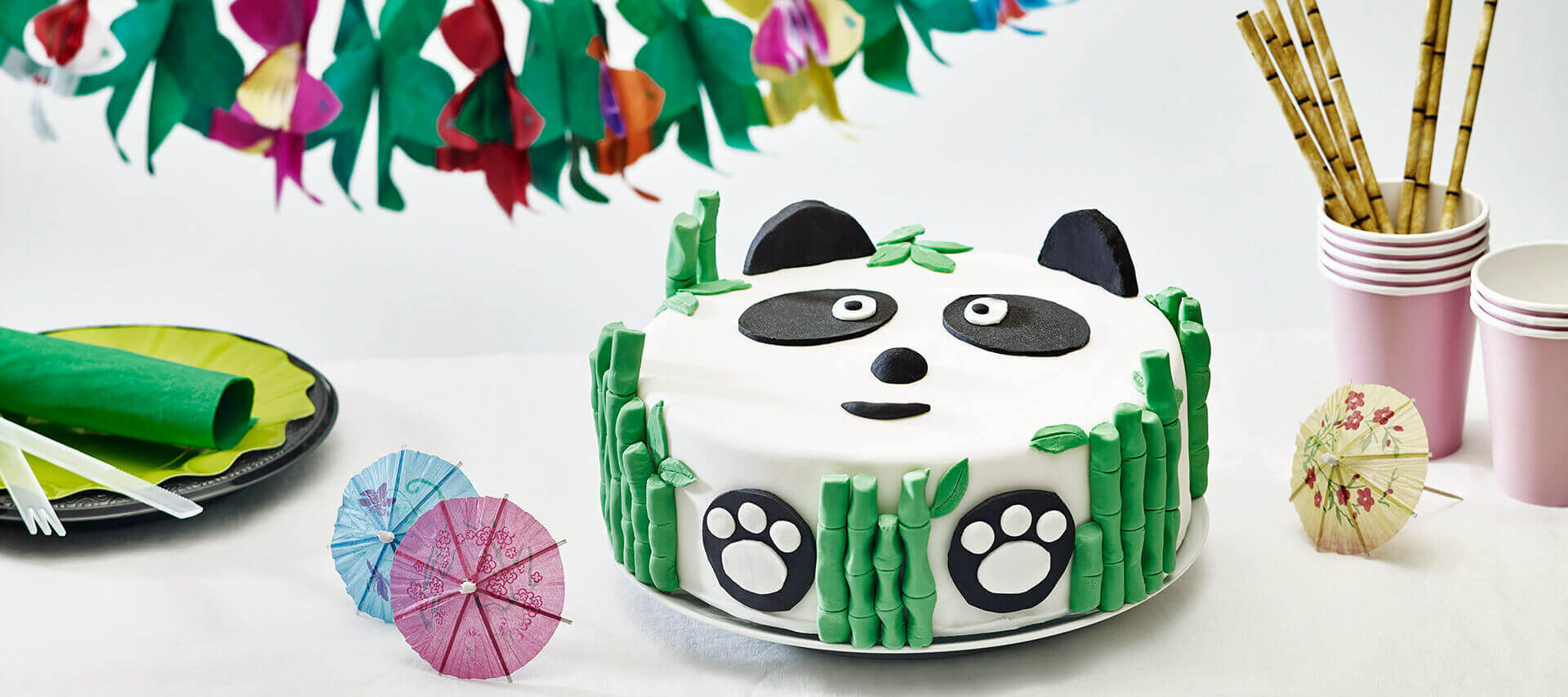 diy panda cake kit cakest