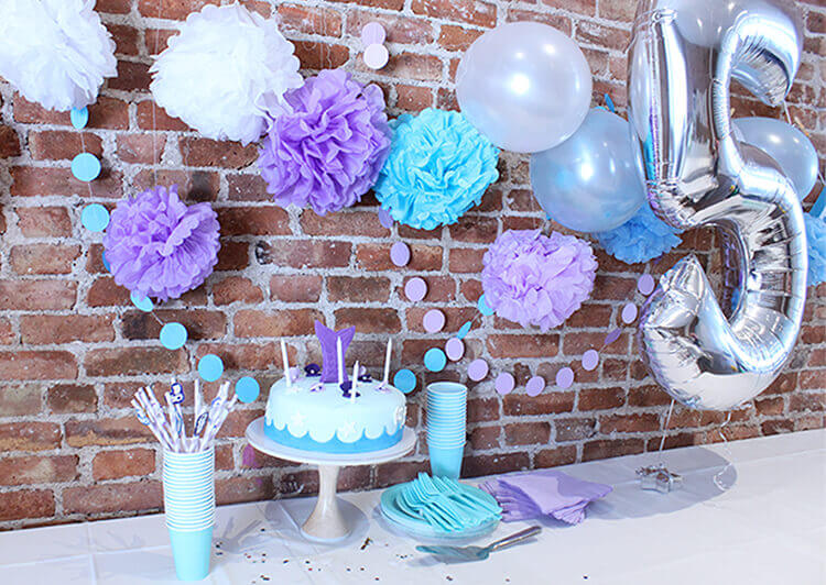 stunning birthday party decoration
